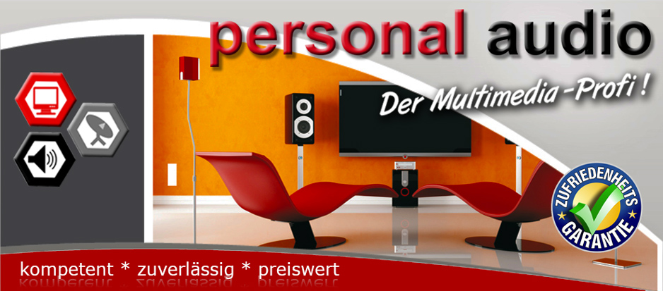 Personal Audio - Der Multimedia-Profi